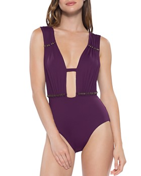 07b819034a4 BECCA® by Rebecca Virtue One Piece Swimsuits and Bathing Suits ...