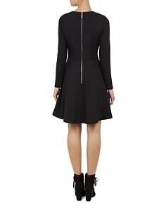 Ted Baker - Gilleen Bow-Detail Knit Skater Dress
