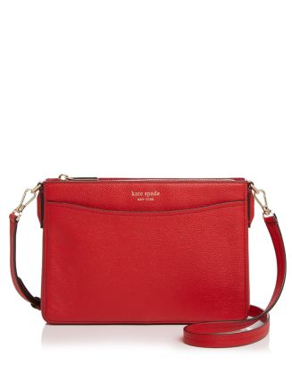 Medium Leather Clutch Crossbody by Kate Spade New York