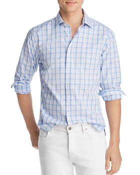 The Men's Store at Bloomingdale's - Plaid Regular Fit Shirt - 100% Exclusive