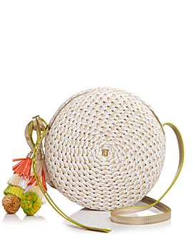 Eric Javits - Medium Bali Round Crossbody