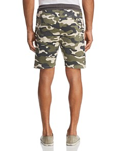Sovereign Code - Somerset Camouflage-Print Shorts