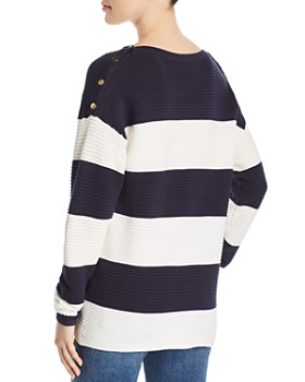e68cd5d35a7 ... Vero Moda - Seth Long Sleeve Boat Neck Sweater