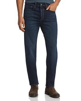 rag & bone - Fit 3 Straight Fit Jeans in Monroe