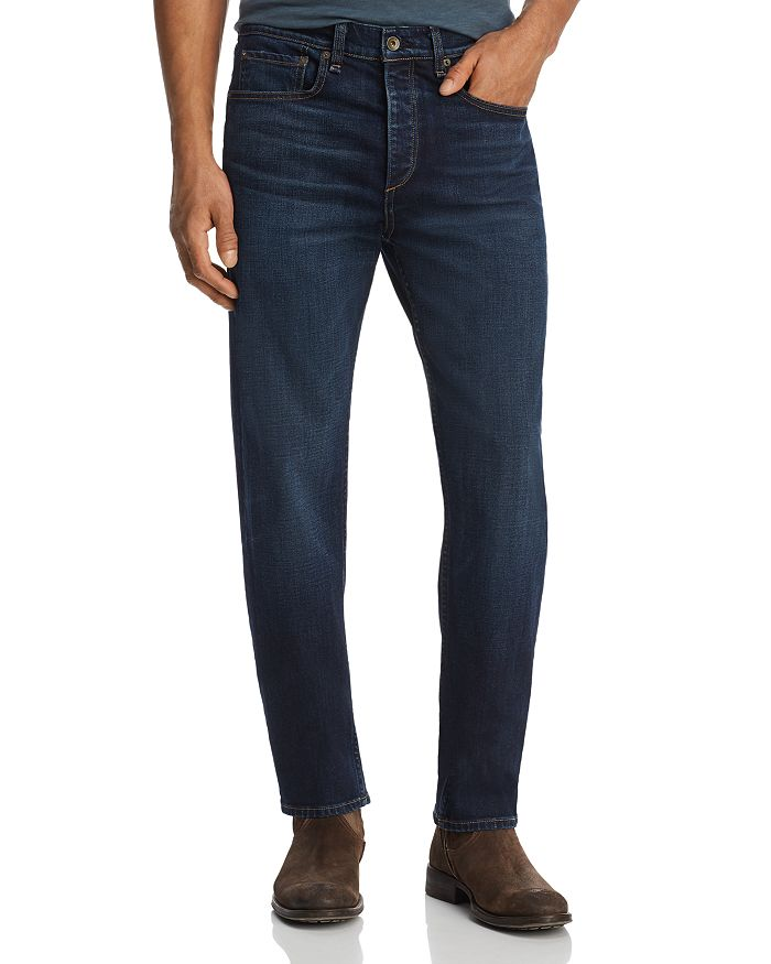 rag & bone - Fit 3 Slim Straight Fit Jeans in Monroe