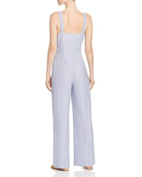 f19c4e8287f3 ... Sage the Label - Wild One Striped Tie-Detail Jumpsuit