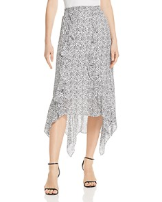 Parker - Laine Printed Midi Skirt