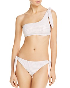 Eberjey - Sorento Summer Marion One-Shoulder Bikini Top