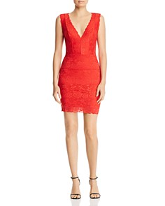 GUESS - Katrina Sleeveless Lace Dress