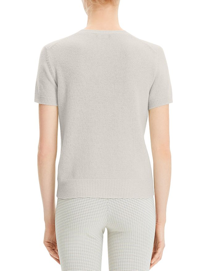 50394f245aa Theory Featherweight Cashmere Tee   Bloomingdale's
