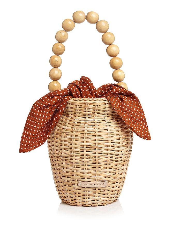 Loeffler Randall - Louise Basket Bag