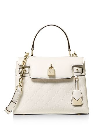 MICHAEL Michael Kors - Medium Gramercy Leather Satchel