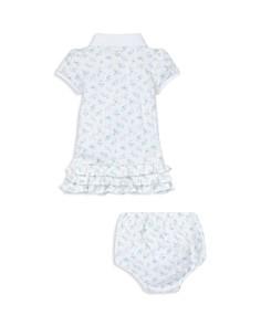Ralph Lauren - Girls' Ruffled Polo Dress & Bloomers Set - Baby