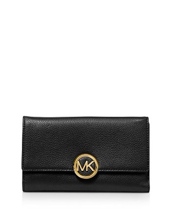 MICHAEL Michael Kors - Large Lillie Carry-All Leather Wallet