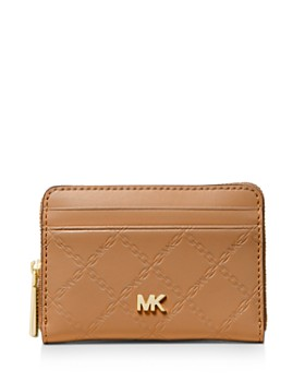 94bae8a2c8c8 MICHAEL Michael Kors - Zip-Around Coin   Card Case ...