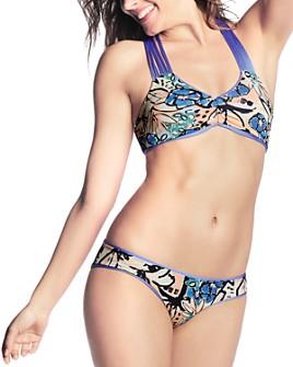 Maaji - Wedgewood Deck Reversible Bikini Top & Wedgewood Sublime Reversible Bikini Bottom