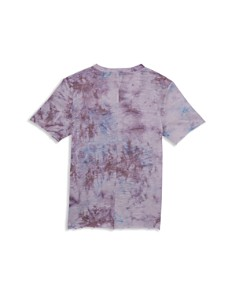 Hudson - Boys' Jimmy Tie-Dyed Henley Tee, Little Kid - 100% Exclusive