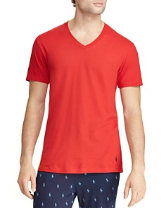 Polo Ralph Lauren - Wicking Classic Fit V-Neck Tee - Pack of 3