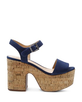 SCHUTZ - Women's Glorya High-Heel Platform Sandals