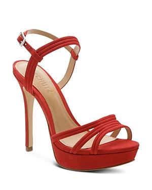 Schutz Sandals WOMEN'S BOGGA HIGH-HEEL SANDALS