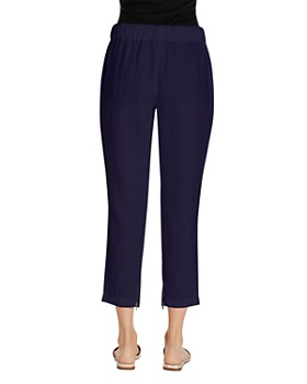 Michael Stars - Rima Cropped Linen Pants