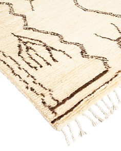"Solo Rugs - Tunis Moroccan Area Rug, 8'1"" x 10'5"""