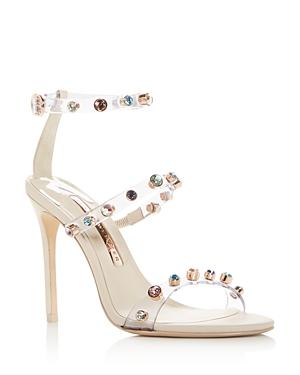 Sophia Webster Women's Rosalind Gem High-Heel Sandals