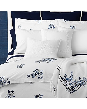 Ralph Lauren - Blanc Bleu Bedding Collection