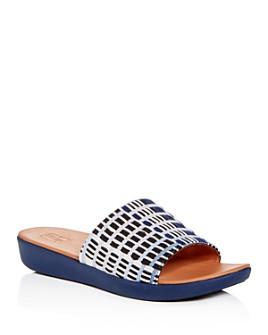 FitFlop - Women's Sola Platform Slide Sandals