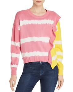 Parker - Jorja Asymmetric Striped Sweater