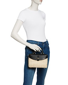 Celine Lefebure - Rosalie Wicker Crossbody - 100% Exclusive