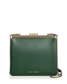 Tammy & Benjamin - Jeanne Leather Frame Crossbody