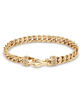 JOHN HARDY - 18K Yellow Gold Classic Chain Curb Link Bracelet