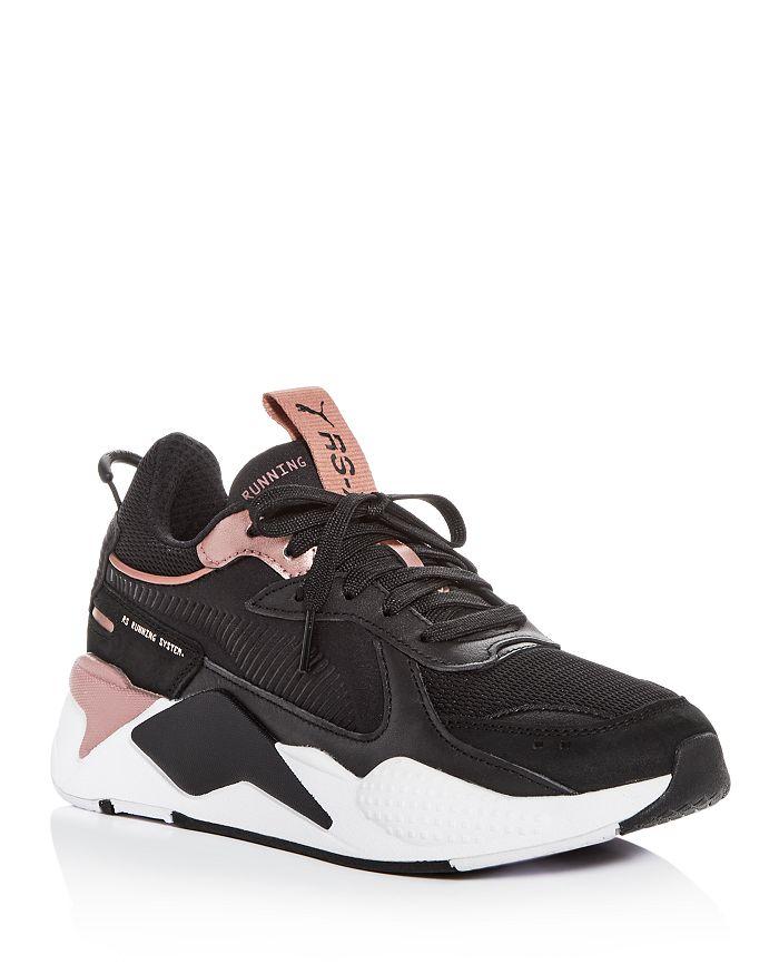 premium selection 34223 dddd4 PUMA - Women s RS-X Trophy Low-Top Sneakers