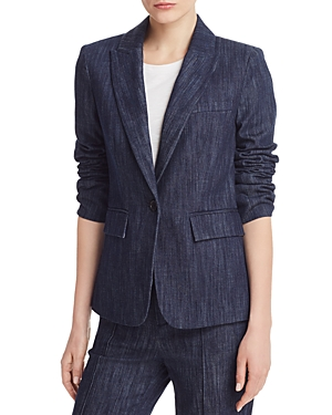 Joie Tops ANILAH DENIM BLAZER