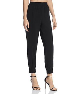 Wayf Pants KIMBALL LACE-TRIM JOGGER PANTS