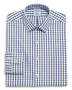 Brooks Brothers - Windowpane Classic Fit Dress Shirt