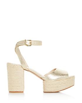 Kenneth Cole - Women's Phoenix Ankle-Strap Platform Sandals