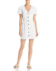 Lost and Wander - Martini Button-Down Mini Dress - 100% Exclusive