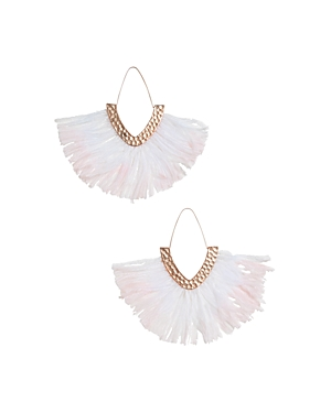 Baublebar Accessories CHAYA FEATHER EARRINGS
