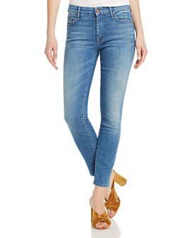 MOTHER - The Looker Skinny Jeans in Wishful Drinking