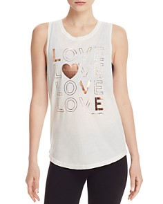 Spiritual Gangster - Love Muscle Tank
