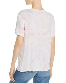 AQUA - Short-Sleeve Tie-Dye Tee - 100% Exclusive