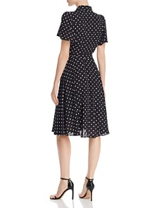 nanette Nanette Lepore - Polka-Dot Dress