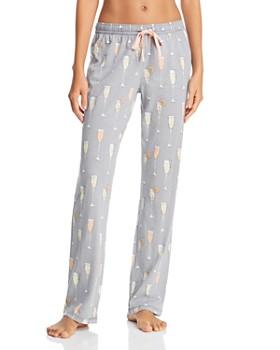 20f84dcb8d85 PJ Salvage - Cocktail-Print Pajama Pants ...