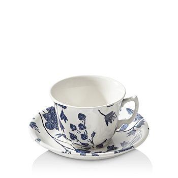 Ralph Lauren - Garden Vine Tea Cup & Saucer Set