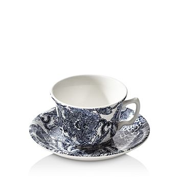 Ralph Lauren - Faded Peony Tea Cup & Saucer Set