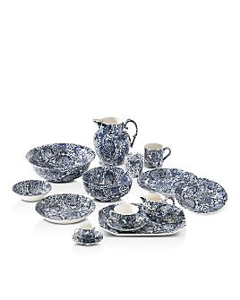 Ralph Lauren - Burleigh Faded Peony Serveware Collection