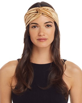 359a242349e5 slip - Pure Silk Twist Headband ...