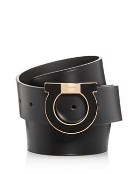 55151d5bff4 Salvatore Ferragamo - Men s Gancio Buckle Leather Belt